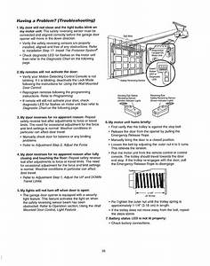 Chamberlain Garage Door Opener Manual 41db002 2