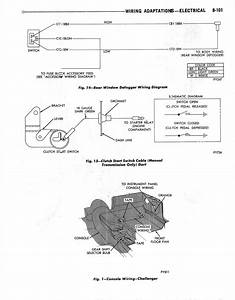 1970 Challenger Wiring Diagrams  U2022 The Dodge Challenger Message Board