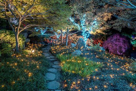 dominion gardenfest lights lewis ginter botanical garden