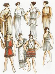 INVISIBLE CROWN! • HISTORY OF FASHION #ANCIENT GREECE