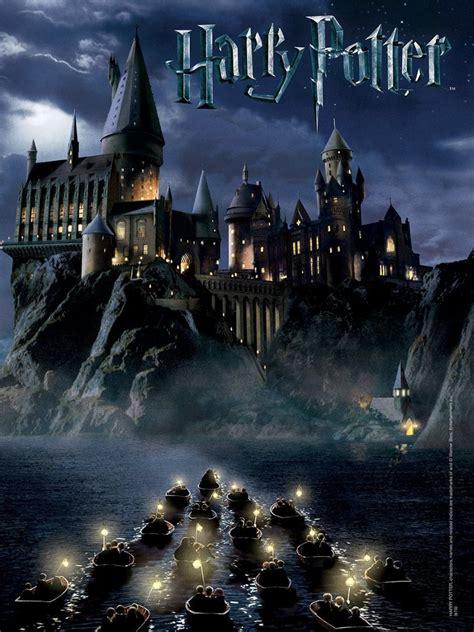 rompecabezas harry potter castillo hogwarts  pzas