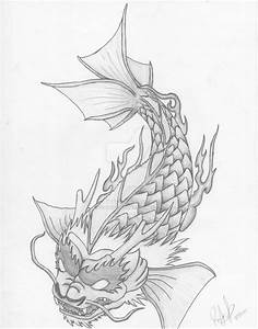 Koi Fish Turning Into Dragon 2 by yogiberto001 on DeviantArt