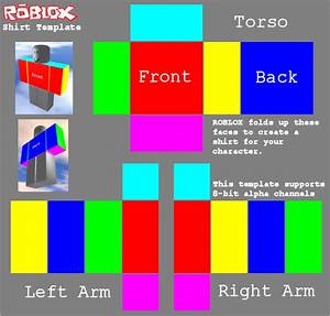 image gallery roblox template With roblox shirt template size