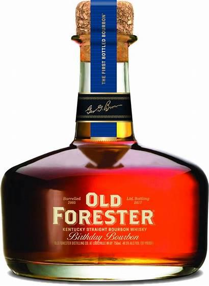 Bourbon Birthday Forester Bottle Bourbons Whiskey Kentucky