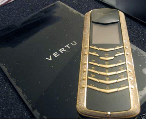 Vertu Phone Ebay by Ebay 49 500 Vertu Signature Yellow Gold
