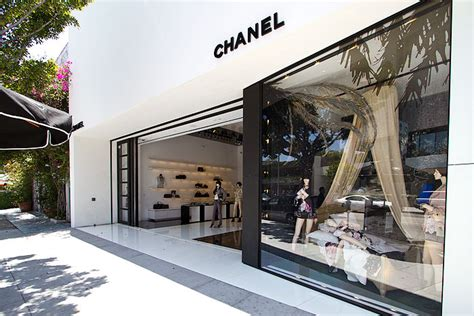 chanel robertson boulevard shopping dining travel