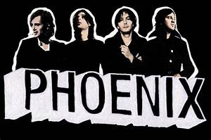 Phoenix Announce Show At Red Rocks