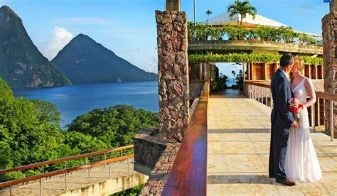 Jade Mountain Weddings St Lucias Most Romantic Wedding