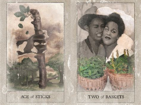 I feel more connected to regular degular playing cards. The Hoodoo Tarot - Book Summary & Video   Official Publisher Page   Simon & Schuster