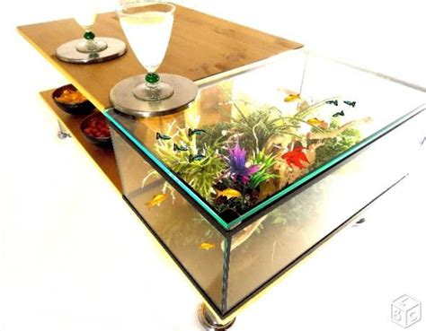 25 best ideas about table basse aquarium sur table aquarium aquariums et aquarium