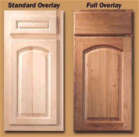 Cabinet Overlay Options by Naming Cabinet Styles