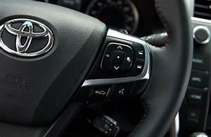 2017 Toyota Camry Interior Features