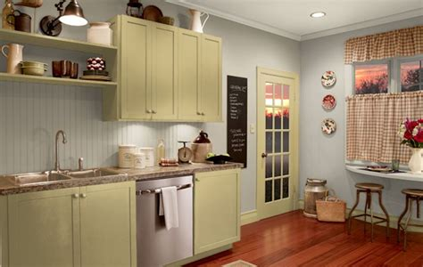 green color kitchen ideas and pictures of kitchen paint colors 1358