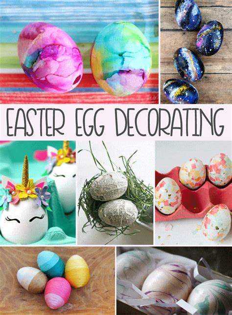 egg decorating ideas easter egg decorating ideas domestically speaking