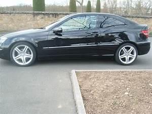 Mercedes Classe C 2009 : troc echange mercedes classe c coupe clc 200 cdi pack sport amg sur france ~ Melissatoandfro.com Idées de Décoration