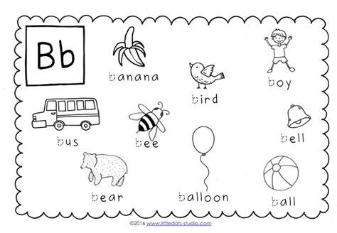 preschool letter  activities  worksheets
