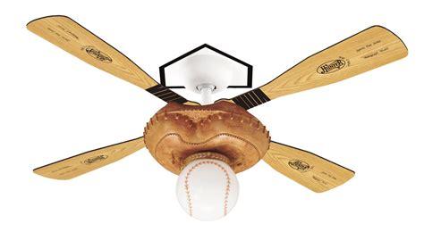 Baseball Ceiling Fan Globe by Fans 23252 Baseball Fan