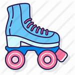 Icon Skate Roller Premium Lineal Rollschuh Icons