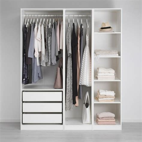 25 best ideas about ikea white wardrobe on