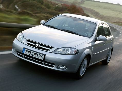 Daewoo Lacetti Cdx Photos Photogallery With 60 Pics