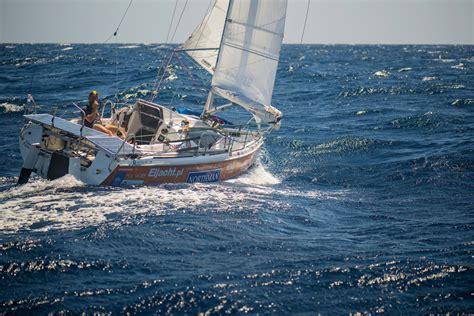 ocean voyagers prove  dont   big boat sail