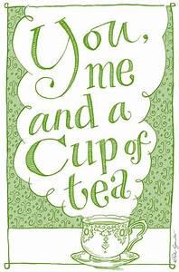English Tea Quo... British Tea Quotes