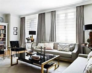 Wohnzimmer Modern Bilder : wohnzimmer moderne gardinen moderne wohnzimmer fenstergestaltung and gardinen modern wohnzimmer ~ Bigdaddyawards.com Haus und Dekorationen