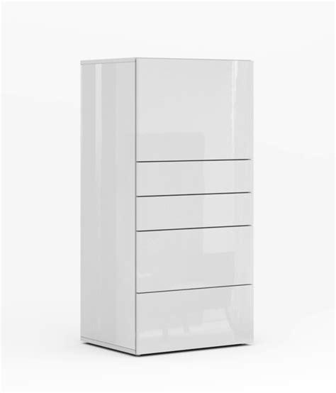 meubles de cuisine haut secretaire galleria blanc brillant