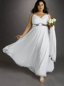 plus size beach wedding dresses With plus size dresses for beach wedding