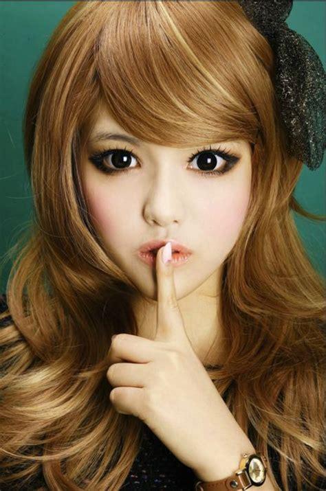 ulzzang girl makeup ulzzang beaute asiatique coiffure