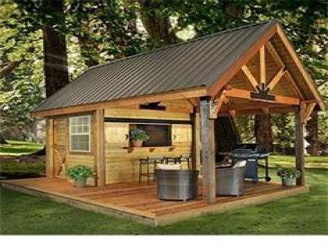 Plans For Backyard Sheds by Backyard Smoker Shed Shed Backyard House