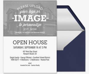 open house  invitations evite