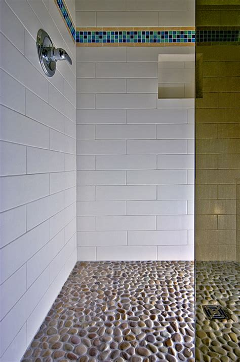 4x8 subway tile from daltile bathroom remodel contractors seattle bathroom remodeling