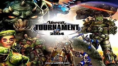 Unreal Tournament 2004 Multiplayer Sp Pc