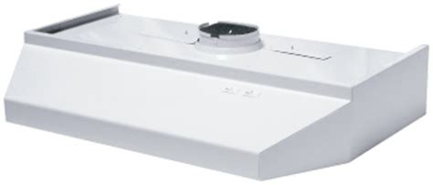 Ductless Bathroom Fan With Light by Ventline 42in White Range Hood Round Vertical Vent Vh
