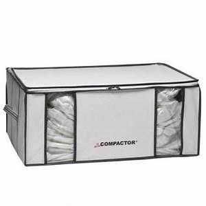Rangement Sous Vide : compactor xxl 210 litres l65xh27xl50 cm rangement sous ~ Farleysfitness.com Idées de Décoration