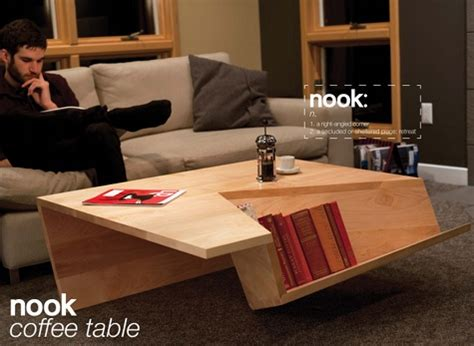 Crashed Into A Coffee Table by Great Student Work Nook Coffee Table Design Sponge