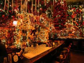 christmas dinner guide    dine  nyc