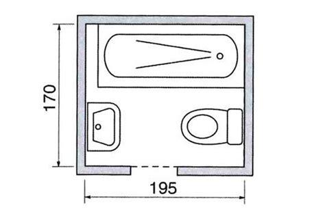 le plan dune salle de bains avec toilettes dimensions