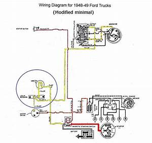 1947 Dodge Truck Wiring : technical flathead original wiring harness modification ~ A.2002-acura-tl-radio.info Haus und Dekorationen