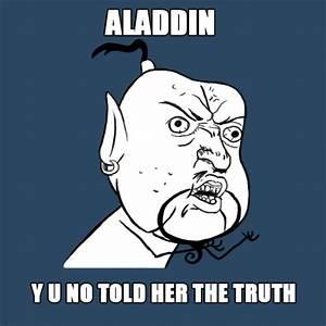 Aladdin - Genie meme by Luray on DeviantArt