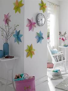 Blüten Aus Papier : 3d blumen basteln ~ Eleganceandgraceweddings.com Haus und Dekorationen