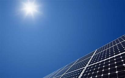 Solar Roof Energy Panels Cell Wallpapers Panel