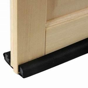 Bas De Porte Isolant : bas de porte double mousse noir 93cm castorama ~ Dallasstarsshop.com Idées de Décoration
