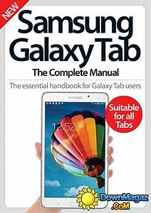 Samsung Galaxy Tab The Complete Manual 2014  U00bb Download Pdf