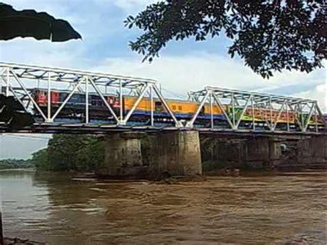 not jembatan merah bb304 merah ka banteks nutrisari crossing jembatan lebak sambal