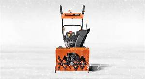 Tips For Starting Your Gas Snow Thrower