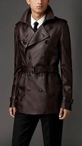 Trench Coat Homme Long : choisir un trench coat homme conseils et astuces ~ Nature-et-papiers.com Idées de Décoration