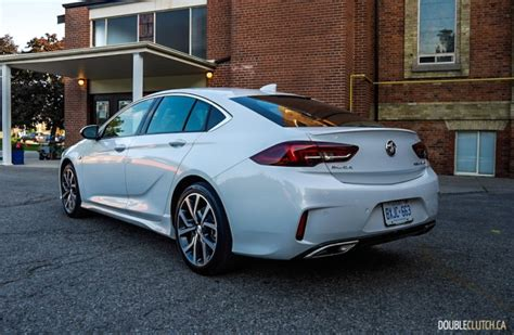 Regal Sportback Review by 2019 Buick Regal Sportback Gs Awd Doubleclutch Ca
