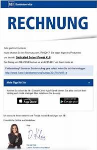 Wir Bezahlen Ihre Rechnung : 1 1 rechnung ist phishing angriff wichtig ihre bestellung vom ~ Themetempest.com Abrechnung
